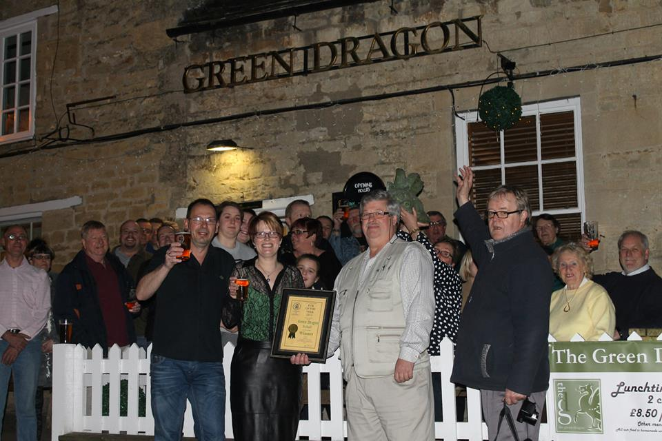 3rd Birthday at the Green Dragon Ryhall